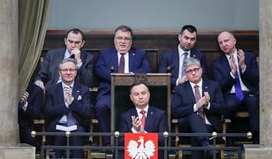 Pierwsze posiedzenie Sejmu i Senatu. Andrzej Duda wygłosi orędzie