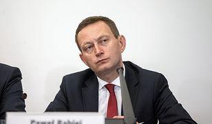 """Wybory na prezydenta stolicy. Rabiej: """"chętnie zmierzę się z marszałkiem Karczewskim"""""""