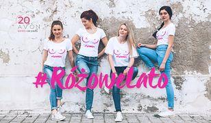 #RóżoweLato – baw się i dbaj o siebie z AVON