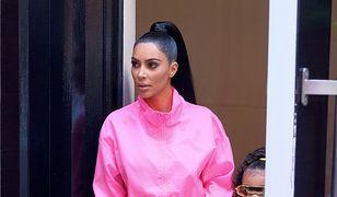 Kim Kardashian skrytykowana przez matki