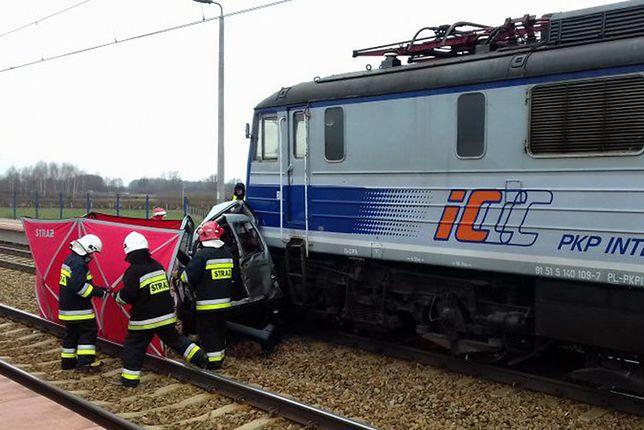 Tragiczny wypadek koło Łańcuta. Zginęła na miejscu