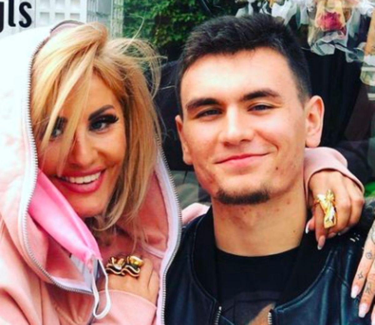 Dagmara Kaźmierska i jej syn Conan są gwiazdami Instagrama