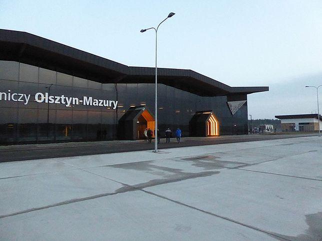 Port lotniczy Olsztyn-Mazury (SZY) jest najmłodszym portem lotniczym w Polsce