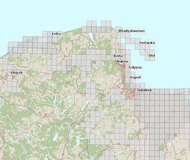 Aktualna mapa zagrożenia powodziowego