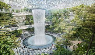 Największą atrakcją będzie wodospad