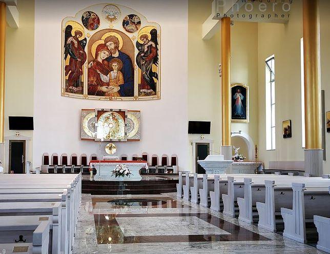 Koronawirus. Puławy. Proboszcz parafii pw. Świętej Rodziny stanął przed sądem