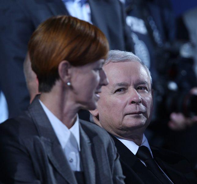 Elżbieta Rafalska: ojcem 500+ jest Jarosław Kaczyński