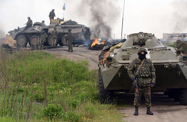 """Gen. Roman Polko dla WP.PL: Rosja prowadzi """"brudną"""" wojnę na wschodzie Ukrainy"""