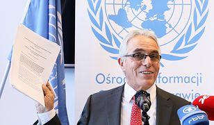 Wysłannik ONZ o działaniach PiS: podjęte reformy wyglądają znacznie gorzej niż sama choroba