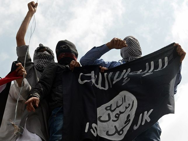 Członkowie Państwa Islamskiego (ISIS)
