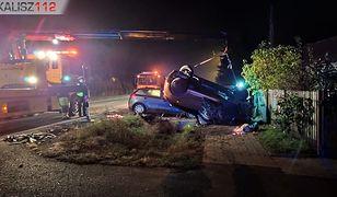 Opatówek. Osiem osób rannych w wypadku na DK12