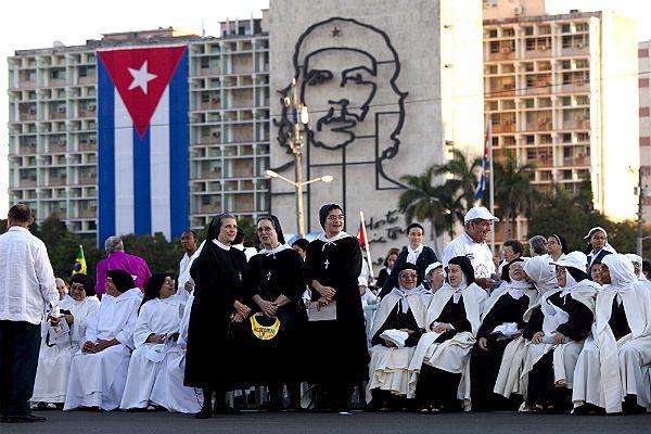 Pierwsza od 55 lat zgoda na budowę kościoła katolickiego na Kubie