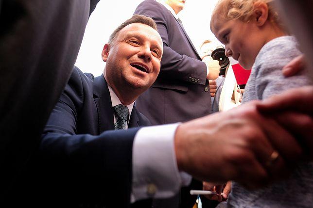 """Andrzej Duda """"zabłysnął"""" słowami o UE. Tadeusz Cymański dodał do tego zadziwiający komentarz"""