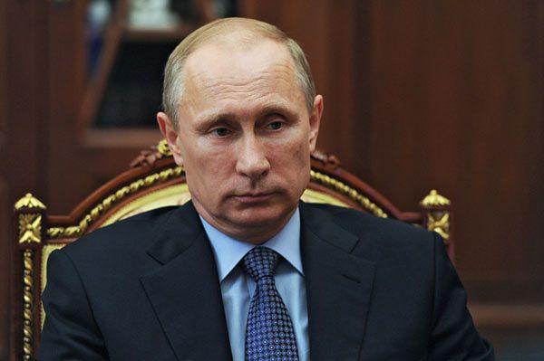 """Władimir Putin oskarża USA o """"najbardziej agresywną politykę zagraniczną"""""""