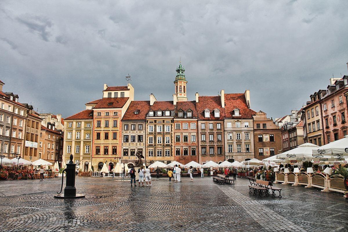 Na Rynku Starego Miasta powstanie lodowisko!
