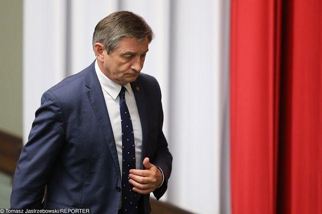 Kancelaria Sejmu odpowiedziała na informację Krzysztofa Brejzy ws. Marka Kuchcińskiego