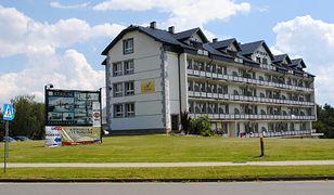 Hotel Atrium to jeden w pierwszych hoteli, który powstał w Polańczyku. I zarazem symbol miejscowości