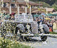 Wyjątkowe auta na Konkursie Elegancji w Pebble Beach