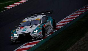 Lexusy RC F najlepsze w wyścigu Super GT