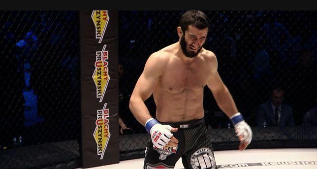 Mamed Khalidov to jeden z najlepszych zawodników MMA w Polsce