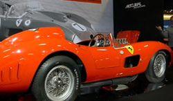 Ferrari 335 Sport Scaglietti: Messi przelicytował Ronaldo?