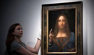 """Najdroższy obraz świata budzi kontrowersje. """"Wiedzą, że to nie da Vinci"""""""