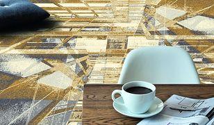 Modny dywan - podłoga jak dzieło sztuki