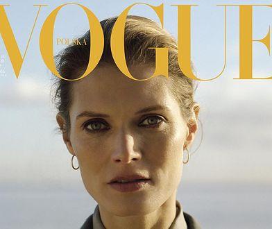 """Okładka marcowego wydania polskiego """"Vogue'a"""""""