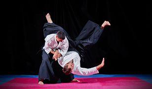 Aikido to sztuka walki, której podstawą są techniki samoobrony.