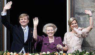 Abdykacja królowej Beatrycze - Wilhelm Aleksander królem