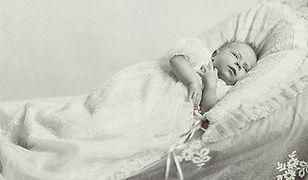 Królowa Elżbieta II jako dziecko