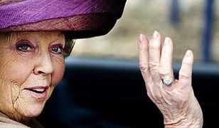 Królowa Holandii Beatrix ogłosiła abdykację