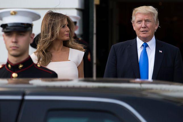 Zakaz noszenia broni w czasie wizyty Trumpa w Warszawie