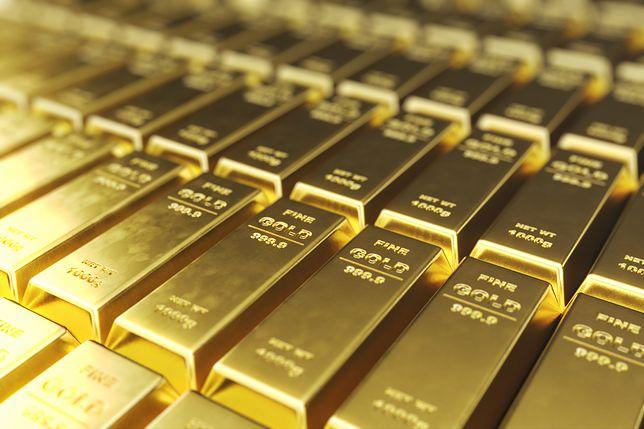 Rosja kupuje złoto. To jej reakcja na sankcje