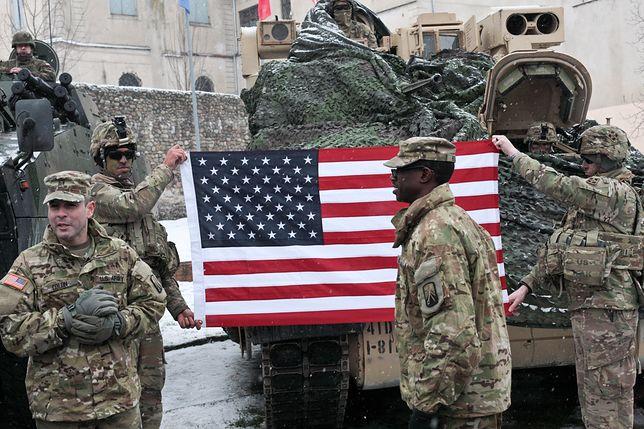 Amerykańska armia straciła sprzęt wart 200 tys. zł
