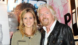 Ojciec Holly Branson złożył globalną korporację Virgin