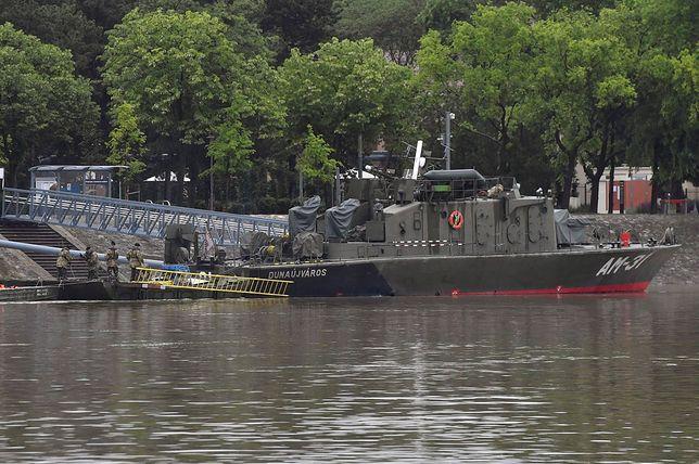Katastrofa w Budapeszcie. Zatrzymano kapitana statku