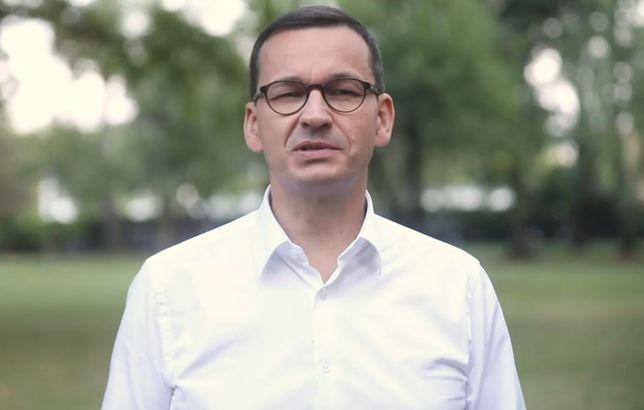 Wybory parlamentarne 2019. Premier Mateusz Morawiecki kandyduje z Katowic