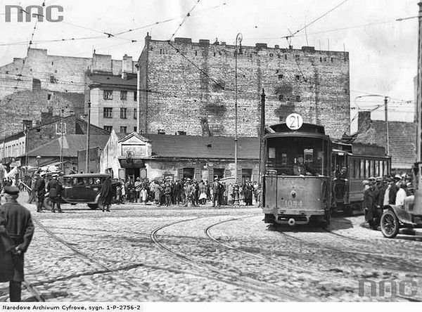 Ulica Wolska dawniej - niezwykłe zdjęcia Warszawy