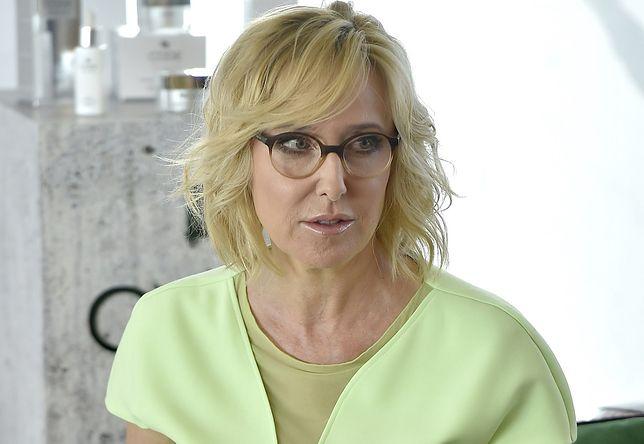 Agata Młynarska ostrzegła fanów przed oszustami