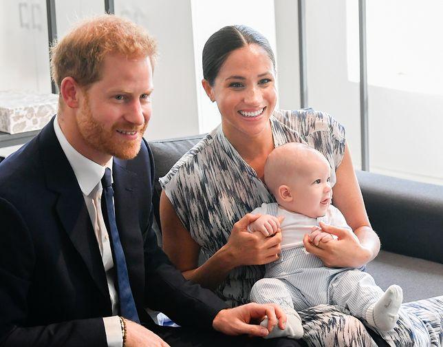 Harry, Meghan i Archie w trakcie oficjalnej wizyty w Afryce we wrześniu 2019 r.