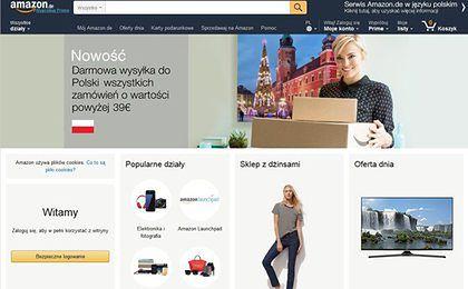 Amazon po polsku. Amerykański gigant przygotował dla nas ofertę