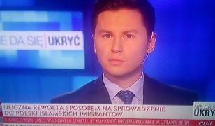 """Watch Dogs Polska chce wiedzieć, kto stoi za """"paskami grozy"""" TVP Info. Jest odpowiedź stacji"""