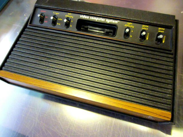 """Atari 2006 Dark Vader z 1982 roku. Protoplasta """"naszego"""" Rambo"""