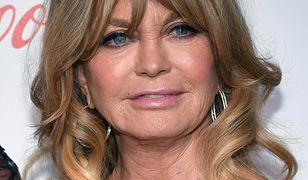 """Goldie Hawn pogrążona w żałobie. """"Moja najlepsza przyjaciółka odeszła"""""""