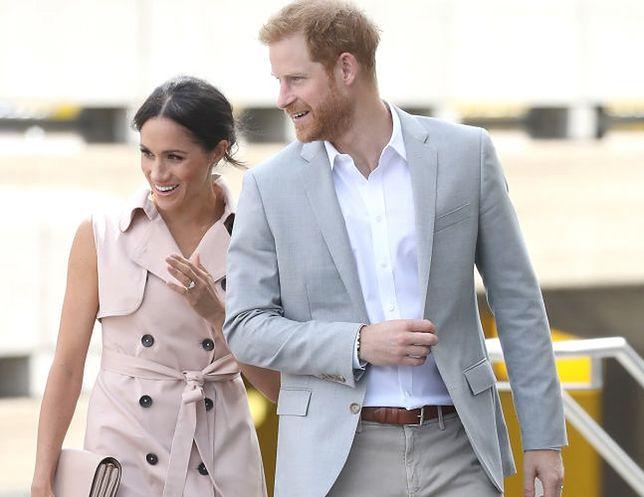 Harry i Meghan dostali nowy dom. Wyjątkowy gest od królowej