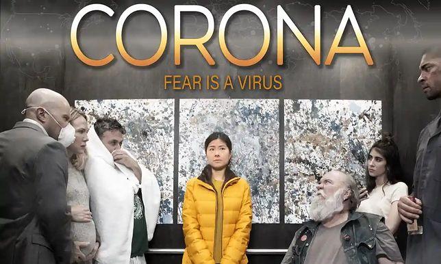 Szybko poszło. Nakręcili kolejny film żerujący na pandemii koronawirusa