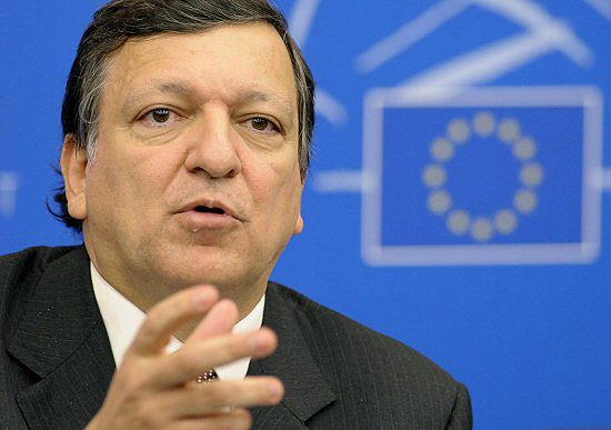 Jose Barroso wpisał się do księgi kondolencyjnej