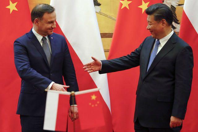 Chińska ofensywa na Europę Środkową. Polska będzie kluczem?