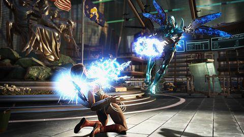 Injustice – powstanie pełnometrażowa animacja na podstawie gry